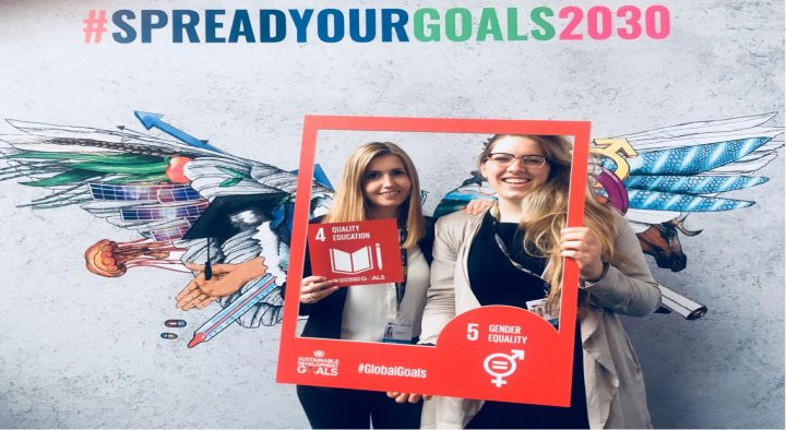 'Let's make sure that girls can be girls and not brides' – #EDD18