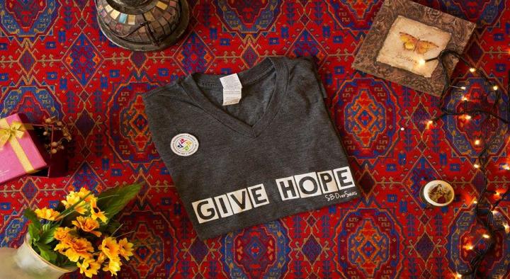 Récapitulatif de la campagne #GiveHope de SB OverSeas au Liban