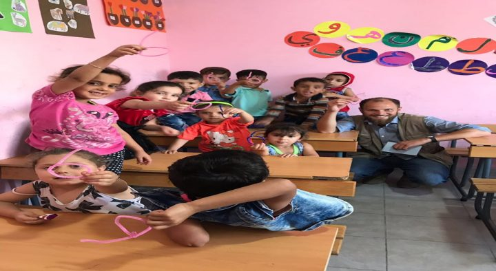 Volunteering in Lebanon: Abe Collier's story