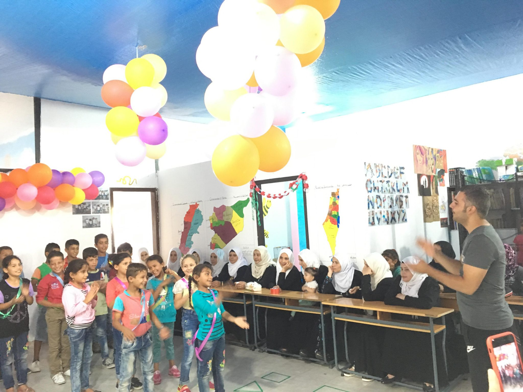 Anniversaire : un an de progrès à Saida
