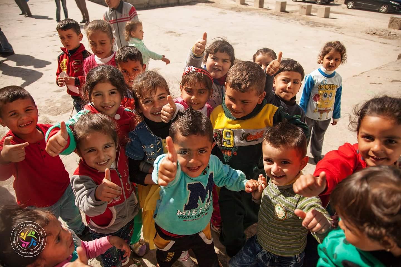 Lancement de notre campagne #GiveHope