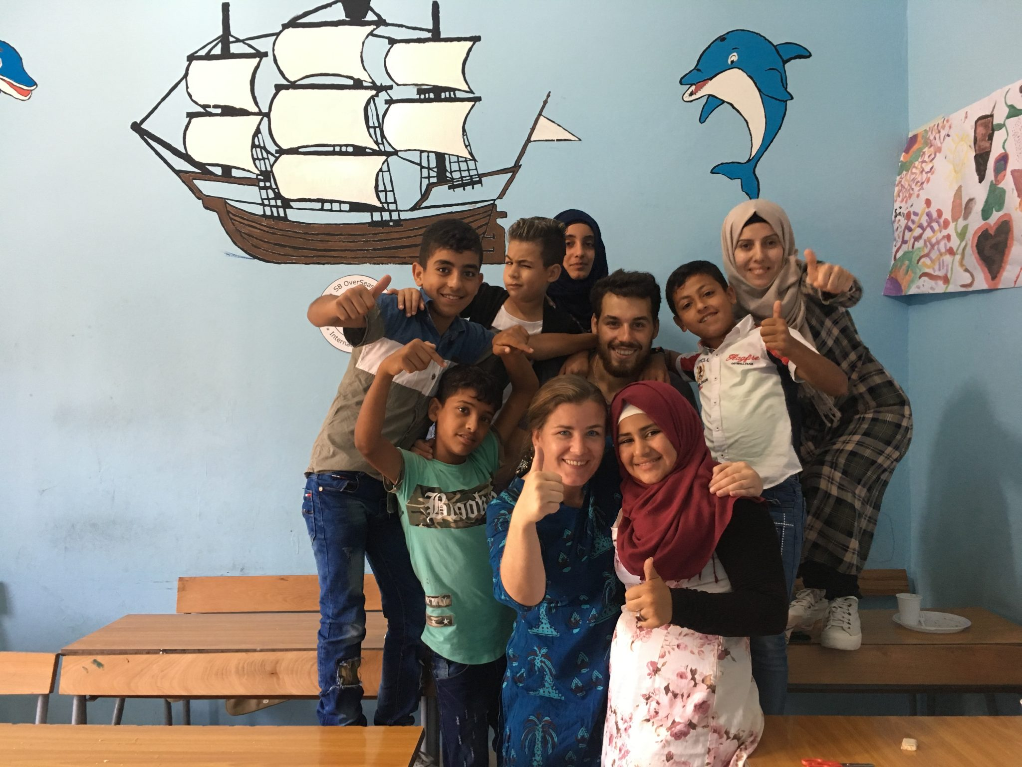 Le bénévolat au Liban : L'histoire d'Éabha