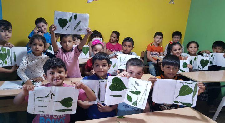 L'histoire de Qamar, notre élève