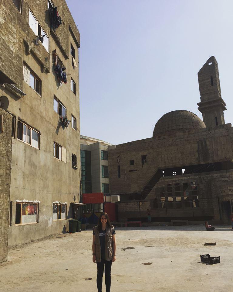 Mon séjour aux centres de SB OverSeas au Liban