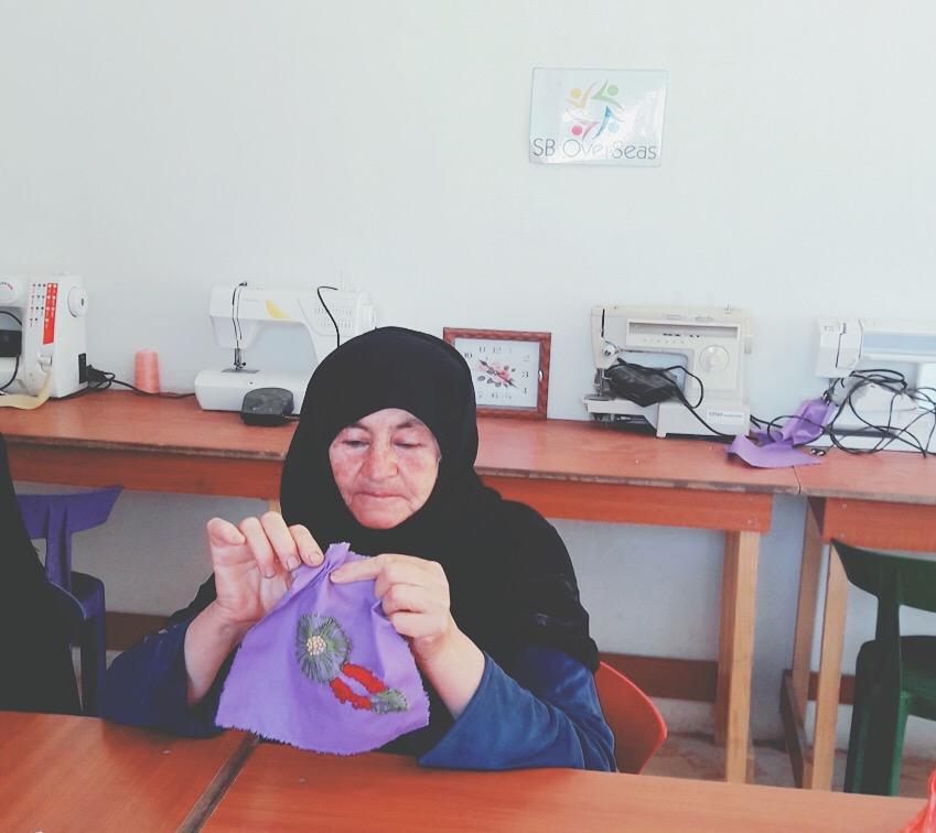 Thread of Hope: Fatima's story