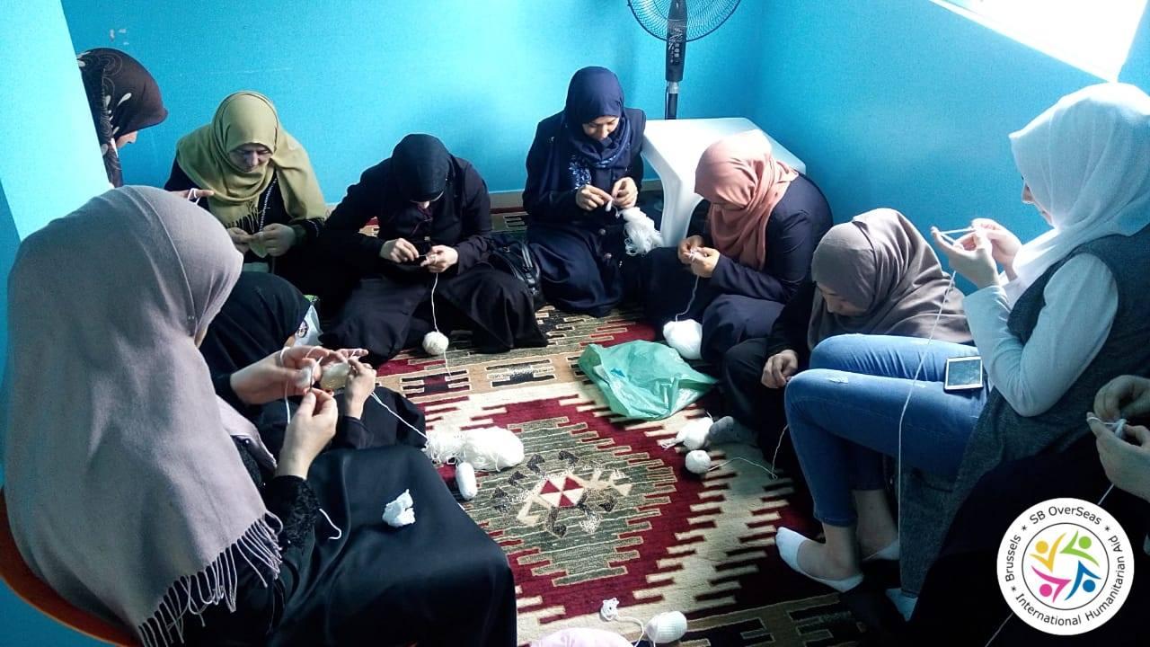 Thread of Hope: Noura's story