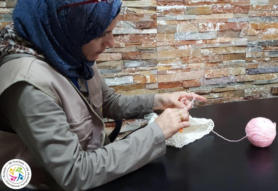 International Day of the Girl: Mervat's Story