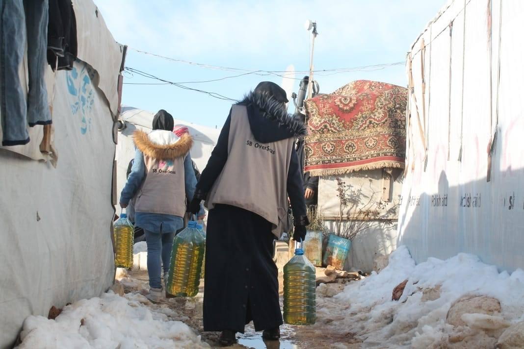 URGENT CALL: Arsal Storm Crisis