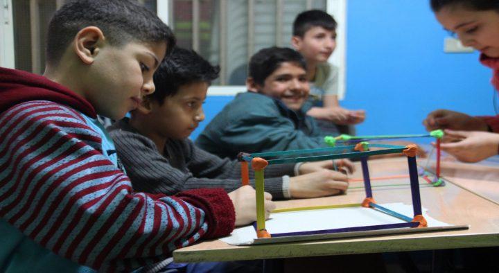 Students in Saida pass public school exams