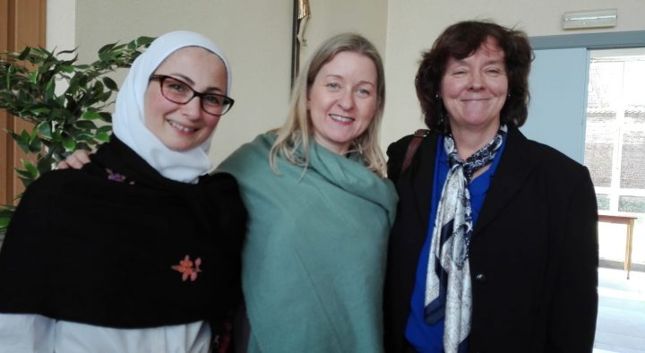 Women in conflict, a discussion with the UN University