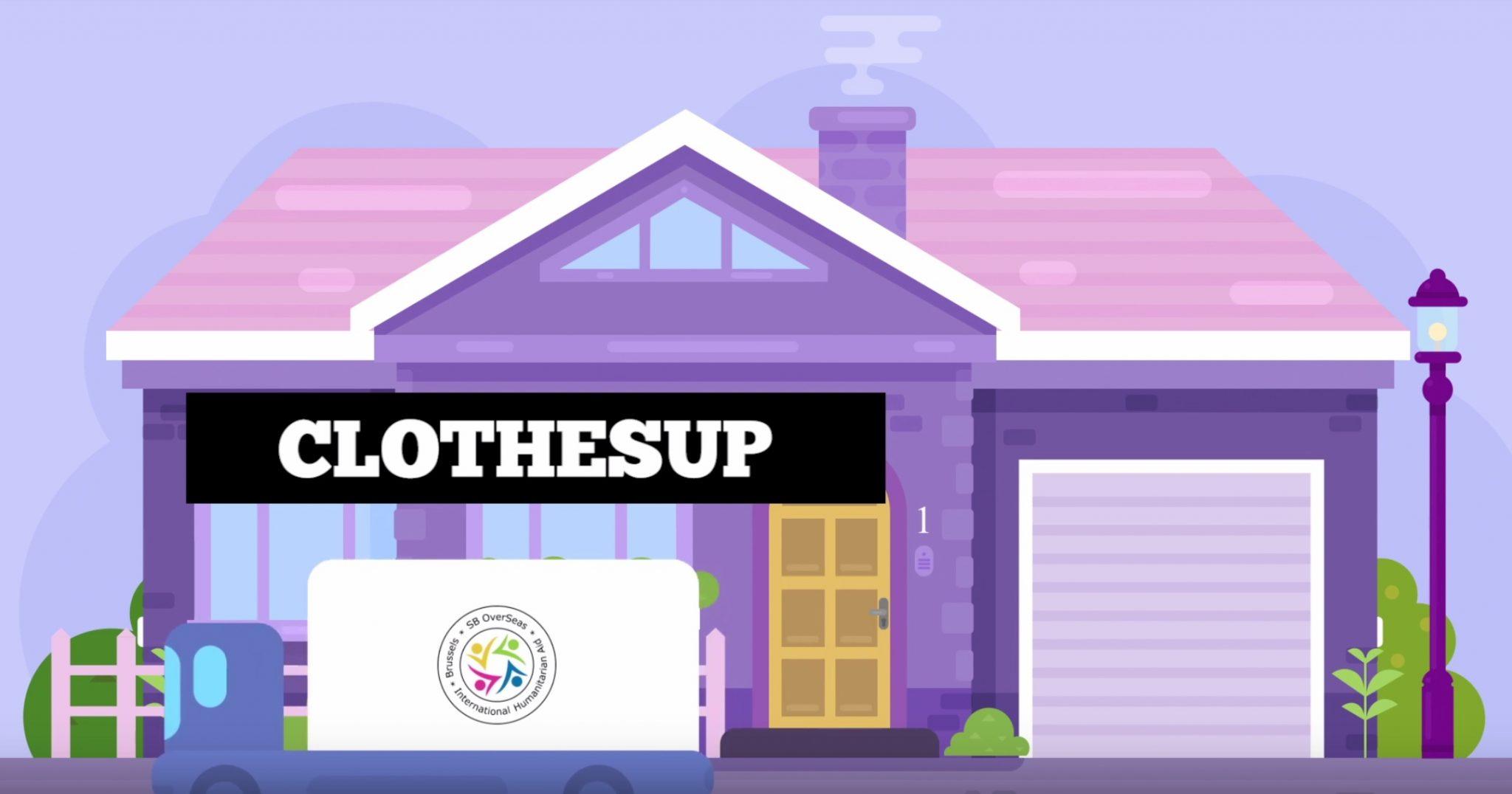 Soutenez les familles dans le besoin pendant votre nettoyage de printemps